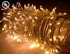 100LED Solar Power Christmas String Fairy Light Bulb Lamp Xmas Wedding Decor 10M