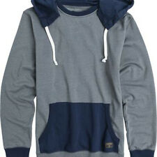 Electric Cooper Pullover Hoody (S) Heather Grey