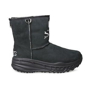 UGG X MASTERMIND CA805 BLACK SUEDE WATERPROOF ANKLE ZIP MEN'S BOOTS SIZE US 13