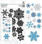 Xcut Snowflakes A5 Cutting Die Set XCU503923