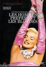 D.V.D../...LES HOMMES PREFERENT LES BLONDES.../...MARILYN MONROE...JANE RUSSELL.