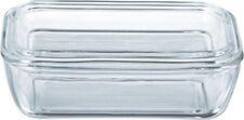 Luminarc Beurrier avec un Couvercle 17x10 5cm 1 Piece Arcoroc 60118 03901