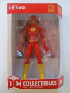 DC Essentials (20 Years) - The Flash - Sealed - Light Wear
