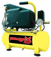 Compressore 6Lt-0.75Kw-230V-Monocilindrico-Doppio Manometro-Livello Olio-Hp1..