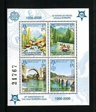 Bosnia & Herzegovina 260a MNH Serb Admin 50th Anniversary Europa 2005. x22796
