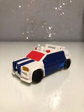 2005 Burger King Kids Meal Transformers Cybertron Red Alert