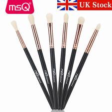 UK 6PCs Synthetic Hair Eyeshadow Makeup Brush Sets Eyebrow Powder Brushes Kits