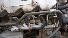 FUEL RAIL rimosso dal 03 IVECO 4 CILINDRO tector rottura per ricambio