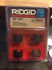 """Ridgid 37910 3/8"""" -18 Npt 12R High Speed Pipe Threader Dies"""