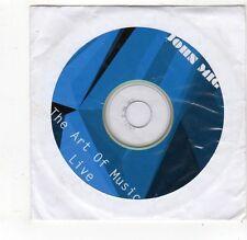 (FQ261) John Mig, The Art Of Music - Live - DJ CD