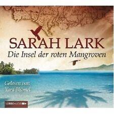 SARAH LARK - YARA BLÜMEL: DIE INSEL DER ROTEN MANGROVEN 8 CD HÖRBUCH NEU