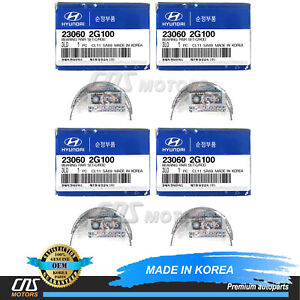 GENUINE Connecting Rod Bearing Set for 06-13 Hyundai Kia 2.0L 2.4L 230602G100