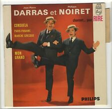 ACTEURS Jean-Pierre Darras Philippe Noiret Consuela Paris-Paname comme NEUF