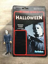 Michael Myers Reaction Figure Loose Bubble Halloween Action Figure