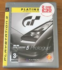 Gran Turismo 5 Prologue (Sony PlayStation 3) Free UK Post - Complete