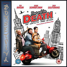 BORED TO DEATH - COMPLETE SEASON 3 *BRAND NEW DVD***