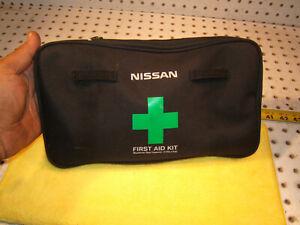 Nissan 2004 XTERRA Rear hatch First aid kit  Nissan Genuine OEM 1 Bag,Type #2
