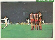 221 MONCHENGLADBACH Vs CRVENA ZVEZDA UEFA CUP STICKER FOOTBALL 1980 BENJAMIN NEW