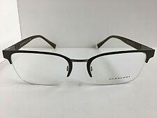 New BURBERRY B 1308 1222 54mm Gray Rx Men's Eyeglasses Frame #4