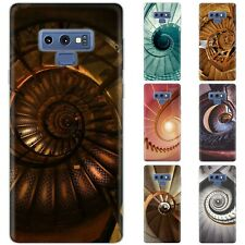 Dessana Spirals Protective Cover Phone Case Cover For Samsung Galaxy S Note