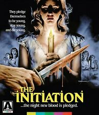 THE INITIATION New Sealed Blu-ray Special Edition Daphne Zuniga