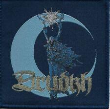 DRUDKH-HANDFUL OF STARS- WOVEN PATCH-SILVER GLITTER THREAD