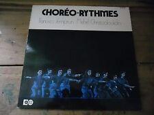 33 TOURS / LP--CHOREO RYTHMES SCENE--FRANCISCO SEMPRUN - MICHEL CHRISTODOULIDES
