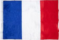 * DRAPEAU 90 X 60 cm FRANCE FRANCAIS TRICOLORE BLEU BLANC ROUGE FOOTBALL RUGBY