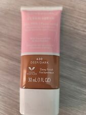 Covergirl Clean Fresh Skin Milk 630 Deep/Dark Dewy Finish Foundation - 1 fl oz