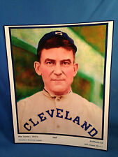 Nap Lajoie, Cleveland, Art Photo #64 - 8 x 10 image of HOF player c. 1910's