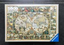 Ravensburger, 5000, Historical map of the world