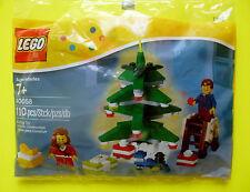 LEGO 40058 Decorating The Tree Weihnachtsbaum Weihnachten Sonderset ´Polybag Ovp
