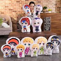 JOJO'S BIZARRE ADVENTURE Plush Toy Stuffed Doll Soft Pillow Cushion Anime Gift
