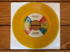 The Revels - Intoxica / (Like) Tequila 1961 Impact 3-IMX 45 Yellow Vinyl VG