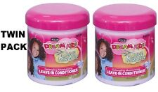 African Pride Dream Kids Olive Miracle Leave in Conditioner Twin Pack