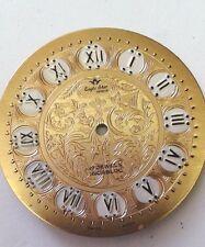 Ut-6326 37.10 Roman Cartouche Eaglestar-Arnex pocket watch dial for