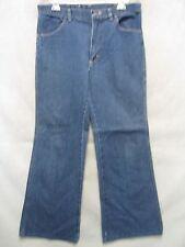 A5631 Maverick Blue Vintage USA Made Jeans Men 32M