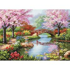 Dimensions Cross Stitch Kit - Japanese Garden