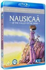 Nausicaa of The Valley of The Wind 5055201810724 Blu Ray Region 0