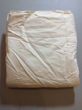 Charter Club Collection Solid Flat Sheet FULL Extra Deep Ivory