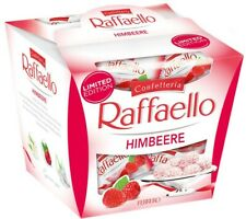 (100g=2,33€) Ferrero Raffaello Himbeere - Pralinen - Limited Edition - 150 Gramm