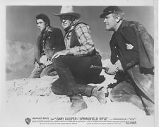 SPRINGFIELD RIFLE original 1952 still photo GARY COOPER/GUINN BIG BOY WILLIAMS