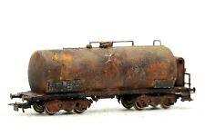 Güterwagen Gleichstrom gealtert für ein Abstellgleis H0 /1:87# Patiniert #