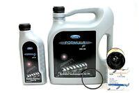 Ford Formula F 5W30 Motoröl 14E9EC 6 Liter + Original Ford Ölfilter 1717510