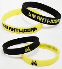 DIE ANTWOORD Bracelet/Wristband SET  Yolandi Visser ZEF RAP RAVE Ninja Chappie