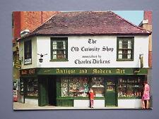 R&L Postcard: Portsmouth Street London, Old Curiosity Shop, C Skilton