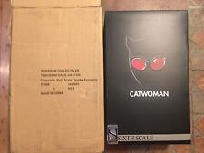 DC SIDESHOW Exclusive CATWOMAN Exclusive 1/6 Figure 2013 Batman