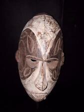 El Viejo Máscara de Igbo Nigeria África Fes-57482