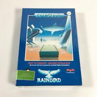 STARGLIDER Game - Amstrad CPC 464/664/6128 - DISK Version - FACTORY SEALED / NOS