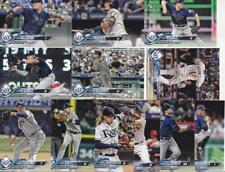 2018 TOPPS Update TAMPA BAY RAYS team set (12 cards) MEADOWS RC
